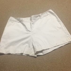 Worthington White Shorts
